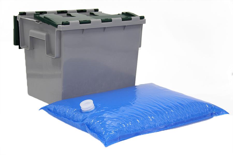 25升非无菌透明盒中袋