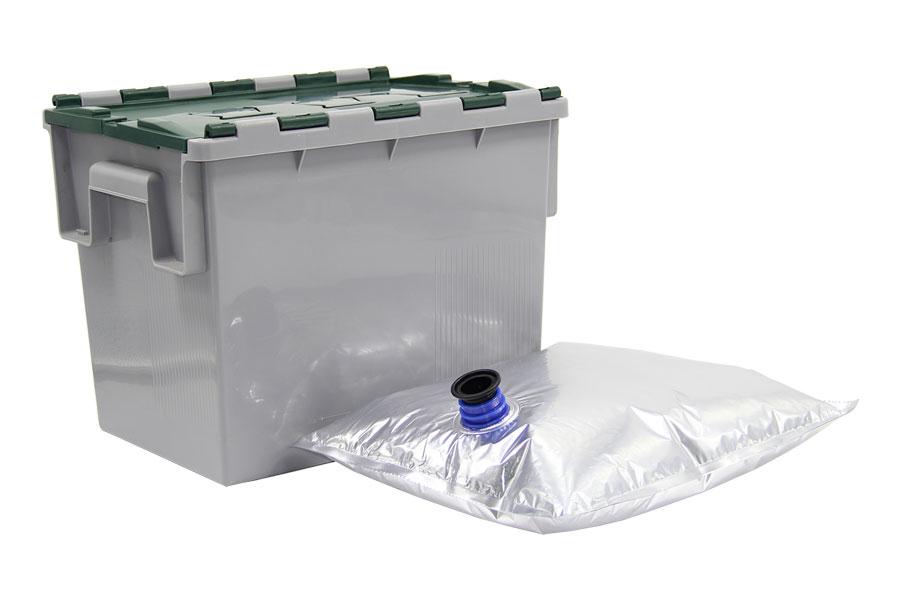 无菌盒中袋